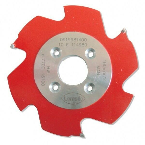 Lamello P-System-Nutfräser HW f. Zeta / 132141