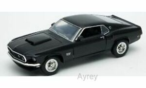 WELLY-24067K-or-24067R-FORD-MUSTANG-BOSS-429-black-or-red-diecast-model-car-1-24
