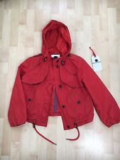 ANTHROPOLOGIE Daughters of the Liberation CLIMATIC Cropped ANORAK JACKET Xs 0
