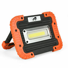 US 10W 4400mAh Portable LED Light,USB Rechargeable Outdoor Camping Flood Lamp
