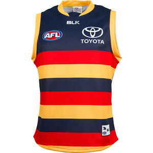 Adelaide-Crows-AFL-Home-Guernsey-Adults-amp-Kids-Sizes-Available-BNWT6