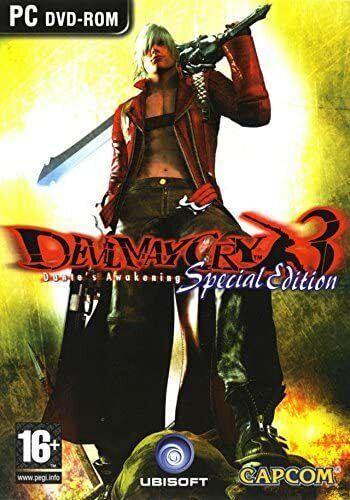 Devil May Cry 3 l'éveil de Dante - Jeu PC - jeu vendu sans boitier ni notice