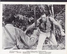 William Holden Tetsurô Tamba The 7th Dawn 1964 original movie photo 29088