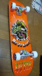 Skateboard Eigener Ratte Fink