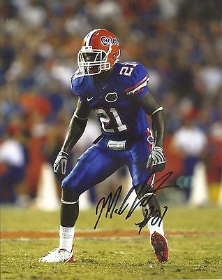 Major Wright Florida Gators Signed 8x10 Photo W/coa Be Shrewd In Money Matters Football College-ncaa