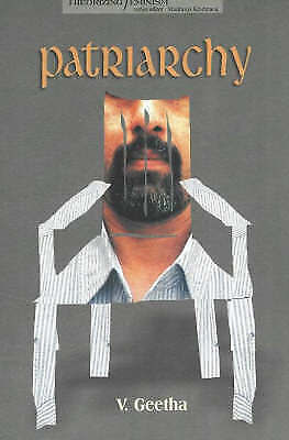 Patriarchy by Gail Omvedt, V. Geetha (Paperback, 2006)