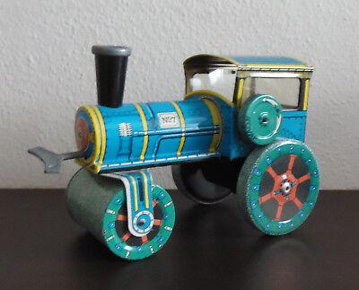 Symbol Der Marke Kovap Strassenwalze Zum Aufziehen Ideales Geschenk FüR Alle Gelegenheiten Blechspielzeug