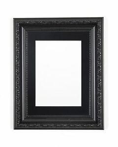 Ornate-Shabby-Chic-Picture-Frame-Photo-Frame-Poster-Frame-with-Bespoke-Mount