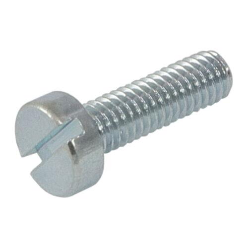 Würth Zylinderkopfschrauben M3 x 10 VE=100 Stück Schrauben Stahl 857632