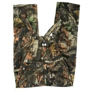 b248554e2830e Walls Youth Size 18 Hunting Outdoor Bib Overalls Camo Pants Regular ...
