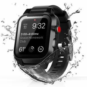 Waterproof case for Apple Watch Series