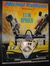 Michel Vaillant, F1 in oproer, door Jean Graton Album #40 2e hands