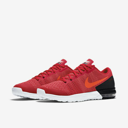 NIKE AIR MAX TYPHA MENS RUNNING SHOES UNIVERSITY RED WHITE 820198 616