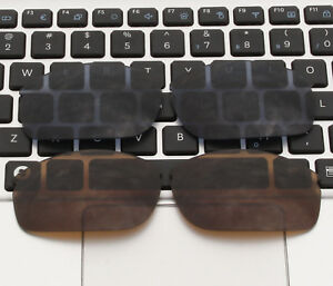 e67fa3b240 2 Pairs 2.0mm Thickness Polarized Replacement Lenses C2 for-Oakley ...