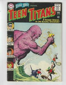 The-Brave-and-the-Bold-60-1st-Wonder-Girl-Teen-Titans-VG