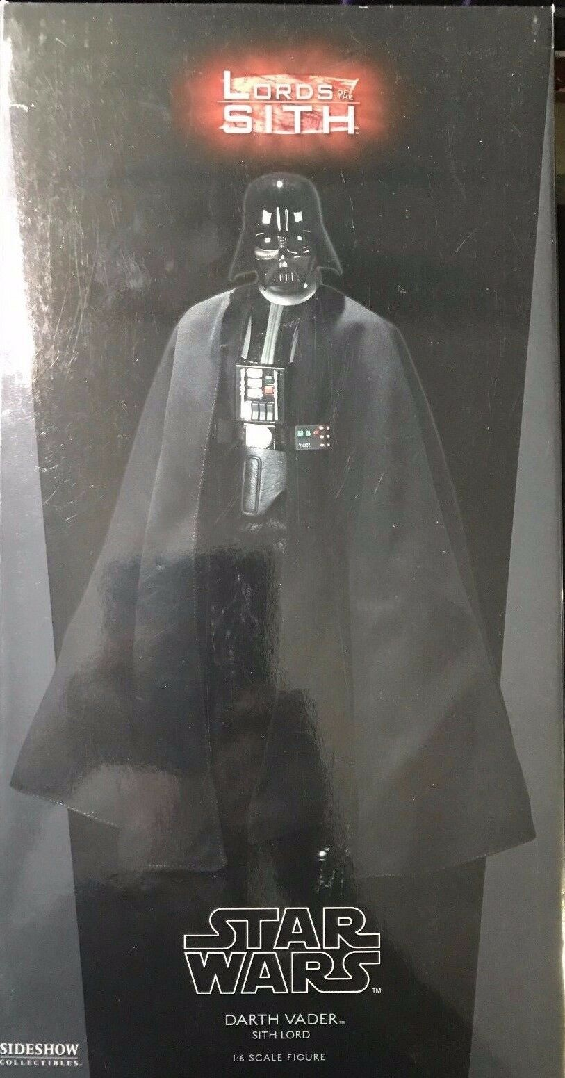 Darth Vader Sideshow Collectibles Estrella Wars Sith Lord   2129