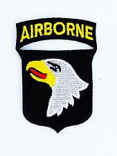 Ecusson Patch US ARMY AIRBORNE 101st  Armée ww2 insigne militaire parachutiste