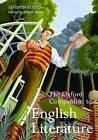 The Oxford Companion to English Literature by Oxford University Press (Hardback, 2009)
