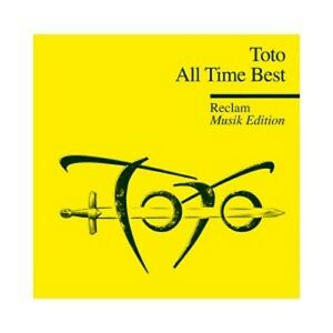 TOTO-ALL-TIME-BEST-RECLAM-MUSIK-EDITION-27-CD-16-TRACKS-ROCK-amp-POP-NEU