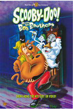 SCOOBY DOO MEETS THE BOO BROTHERS MOVIE POSTER Original SS 27x40 Animation Film
