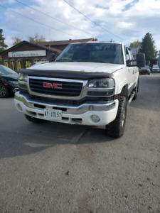 2006 GMC Sierra 2500 Slt