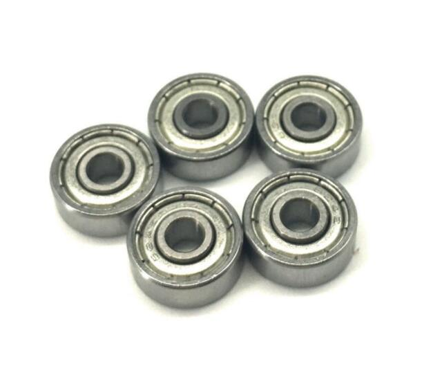 10pcs 3x8 x2.5 MM BALL BEARING FOR TAMIYA KYOSHO TRAXXAS HPI FAST SHIPPING ZOL