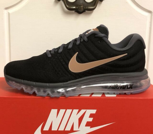 NIKE AIR MAX 2017 WOMENS TRAINERS SNEAKERS SHOES UK 7,5 EUR 42 US 10