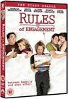 Rules of Engagement Season 1 TV Series Region 4 DVD