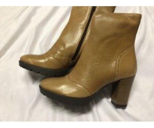 137 Retail Belarmino Women's Fashion-Borda Women's Size 9.Leather Boot.EUR 40
