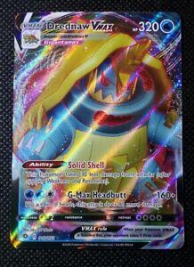 DREDNAW VMAX 015//073 Full Art Champions Path Pokemon Card Pack Fresh