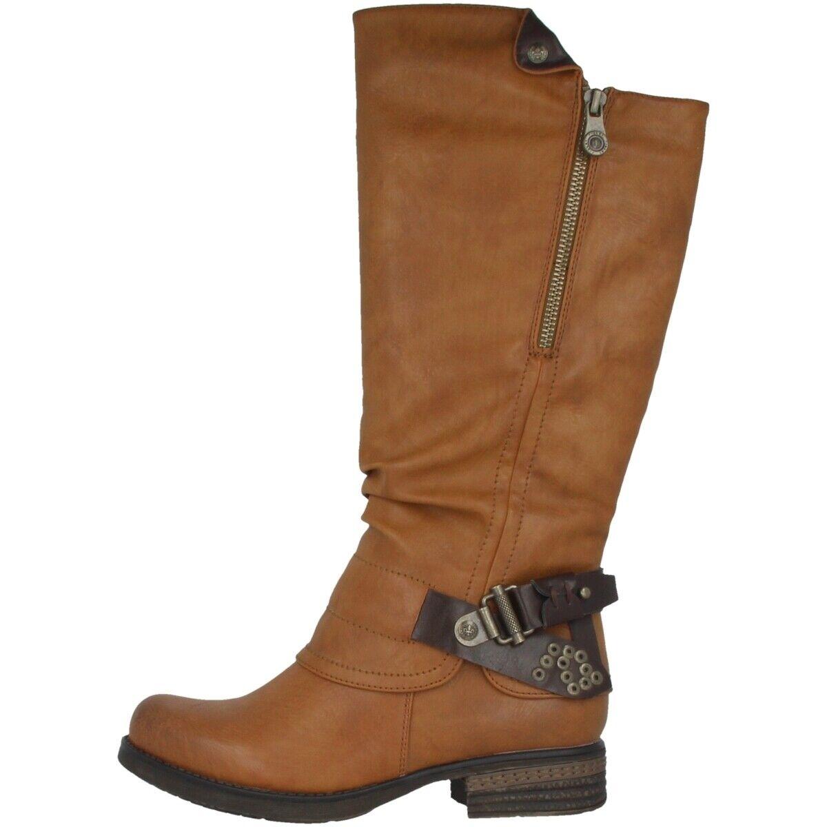 Rieker Eagle-Richmond Stiefel Antistress Damen Schuhe Winterstiefel 93271-24