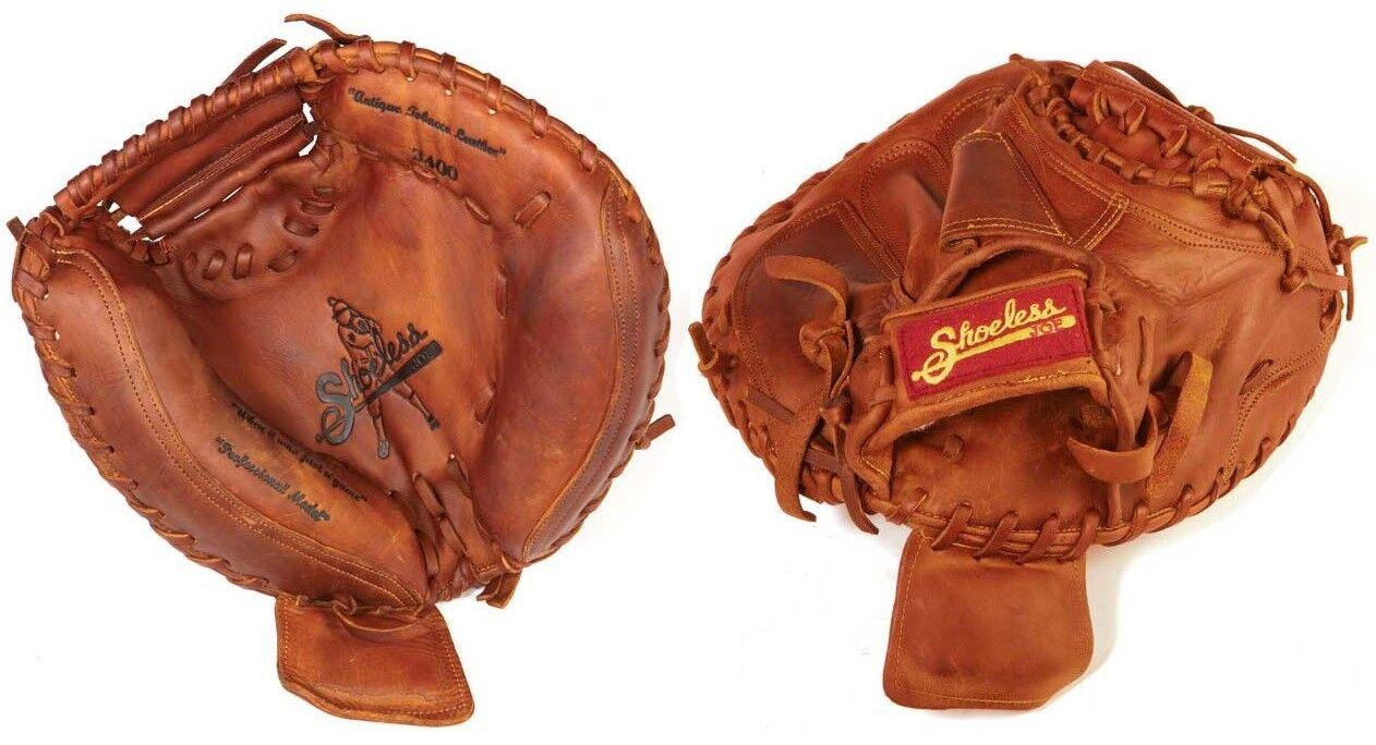 shoesless Joe 34  Baseball Catcher's Mitt X3400CMR