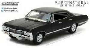 GREENLIGHT-84032-1967-CHEVROLET-IMPALA-model-SUPERNATURAL-Join-the-Hunt-1-24th