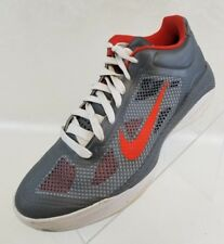 6c1251c7fe1a item 5 Nike Zoom Hyperfuse Low Basketball 429614 005 Grey Orange Mens Shoes  Size 9 -Nike Zoom Hyperfuse Low Basketball 429614 005 Grey Orange Mens  Shoes ...