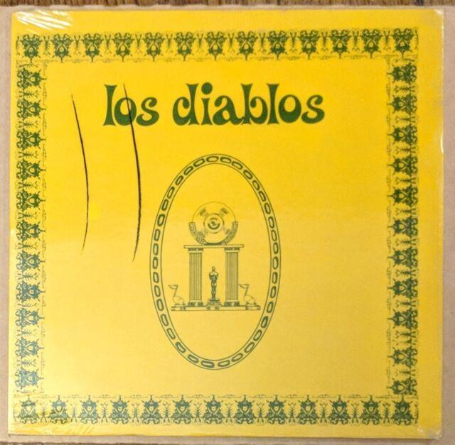 LATIN PSYCH ROCK LP: LOS DIABLOS Vol. 4 MUSIMEX MM-5050 still sealed