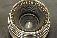 Meyer Gorlitz Weitwinkel Doppel Anastigmat 4cm f 4,5  Exakta mount prewar rare!