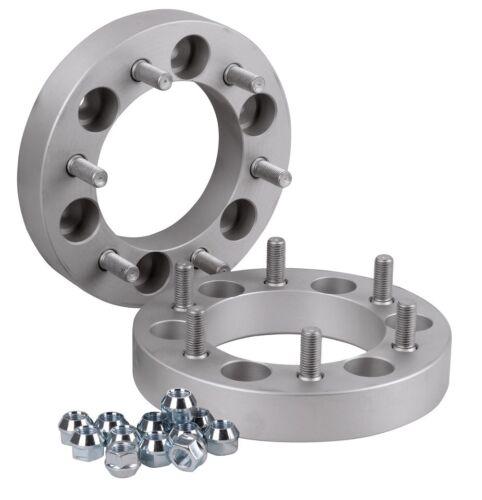 60mm Distanzscheiben Wheel Spacers Verbreiterungen 2x 30mm Spurverbreiterung