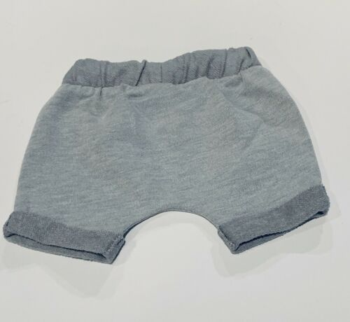 Cat /& Jack NB 0-3M 3-6M 6-9M 12M #k43 Baby Grey Shorts