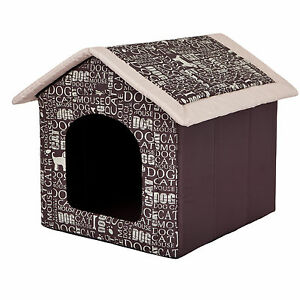 Hobbydog Budnap7 Dog Cave Chat Cave Dog Bed Dog House Chenil S-xxxl