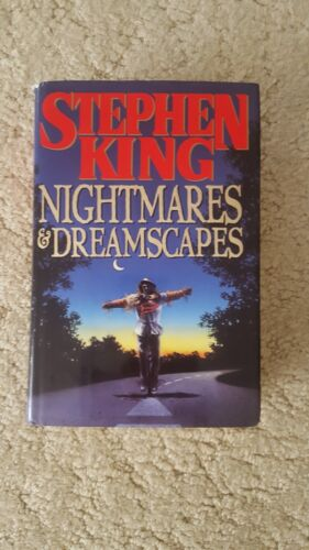Nightmares And Dreamscapes By Stephen King 1993 Hardcover Ebay