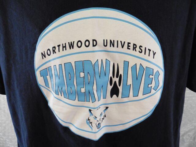 Northwood University Michigan Timberwolves Lightning Headband For