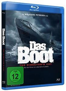 La barca-Director 's Cut (l' originale 1981) [Blu-Ray/Nuovo/Scatola Originale] Wolfgang Petersen