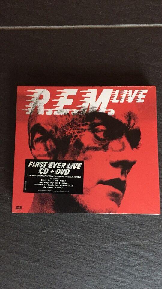 Rem: Rem live, rock