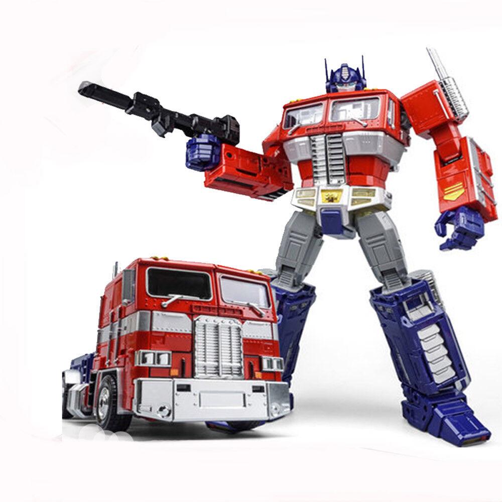 Transformers Optimus Prime Masterpiece Wei Jiang MPP10 Alloy Oversized 12