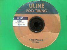 S 1537 Anti Static Poly Tubing Roll 4 Mil 8 X 500