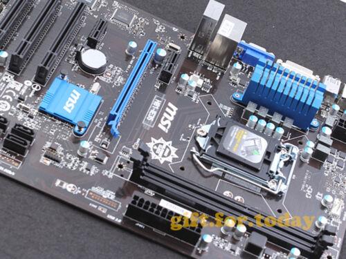 Original MSI H81-IE35 Intel B81 Motherboard LGA 1150 DDR3 SATA USB 3.0 DVI 6Gb//s