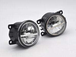 2x-LED-Nebelscheinwerfer-Tagfahrlicht-Cree-Chip-Ford-Mustang-5-Zugelassen