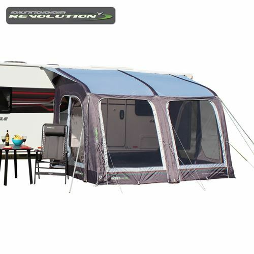 Outdoor Revolution E Sport Air 325 Inflatable Caravan Porch Awning