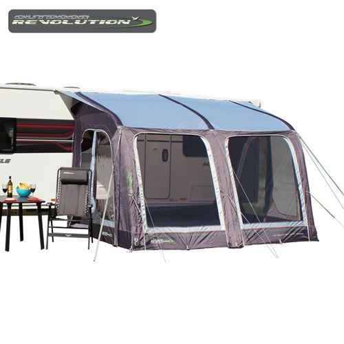 Outdoor Revolution E-Sport Air 325 Caravan Awning New for 2018 Inflatable SALE