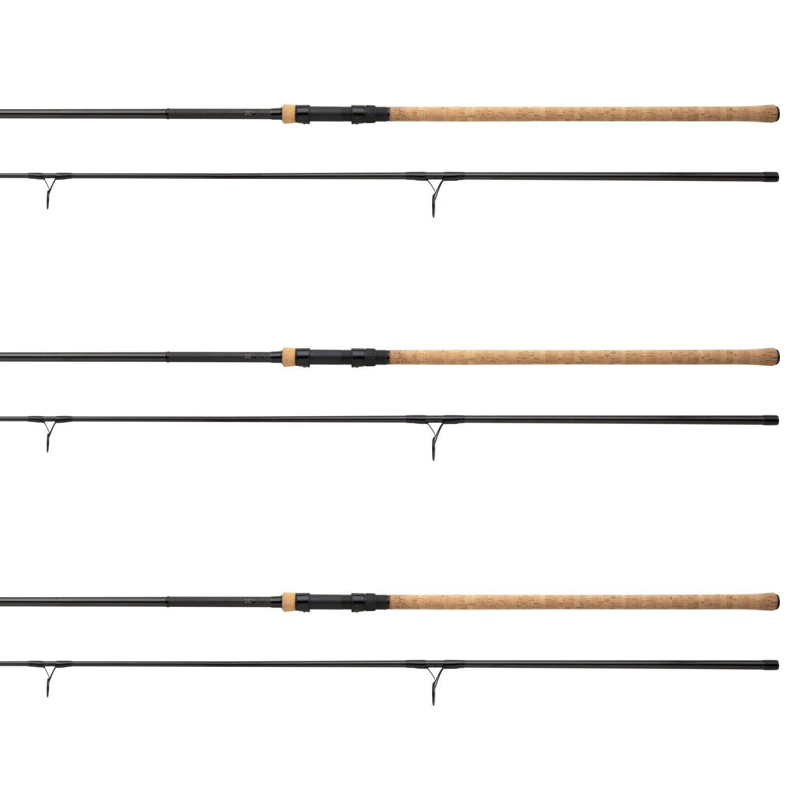 Fox 3x horizonte X3 Mango De Corcho Varilla  Todos Tipos  Nueva Varillas De Pesca De Carpa